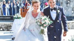 Miguel Oliveira menikahi adik tirinya sendiri Andreia Pimenta