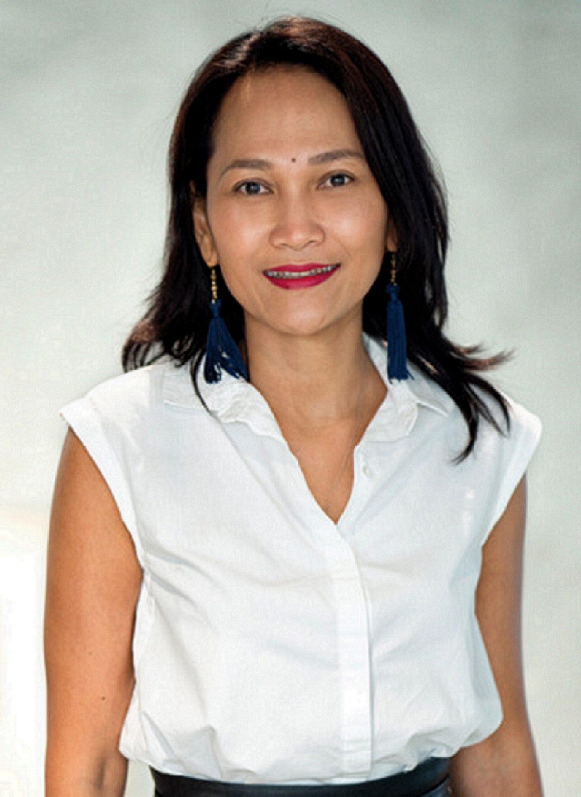 Vice President Marketing Danone Indonesia Sri Widowati