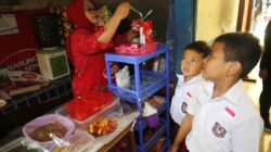 Warung Anak Sehat sebelum Pandemi