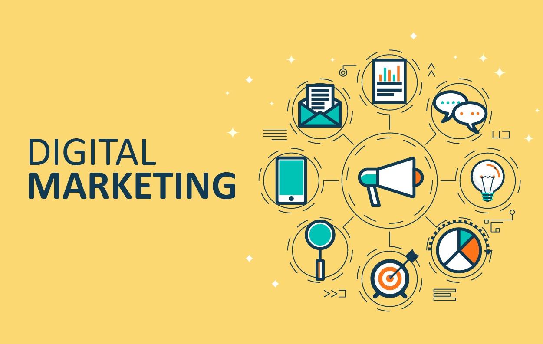 Digital Marketing Strategi Pemasaran di Era Digitalisasi