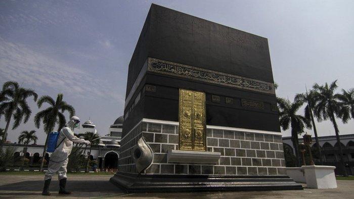 Indonesia Masih Menunggu Aturan Resmi Ibadah Umrah dari Arab Saudi