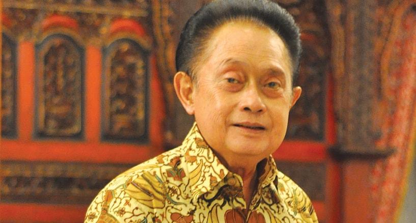Pendiri Batik Danar Hadi Santoso Doellah