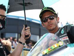 Valentino Rossi Membicarakan Target Paruh Kedua MotoGP 2021
