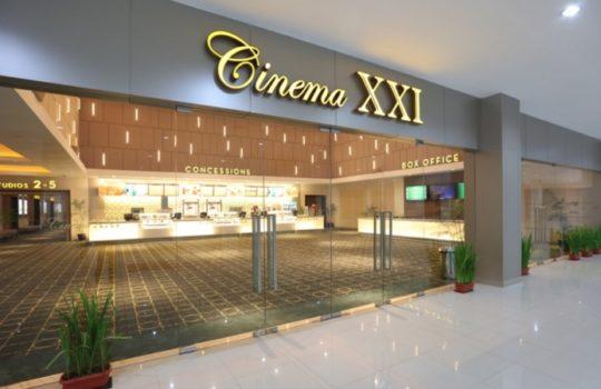 Bioskop Cinema XXI
