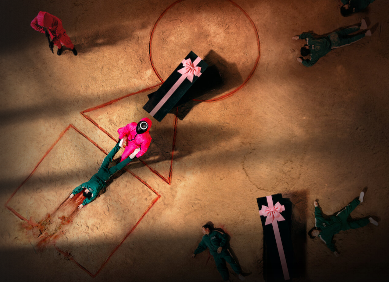 Film Squid Game Terinspirasi dari Permainan Anak-anak