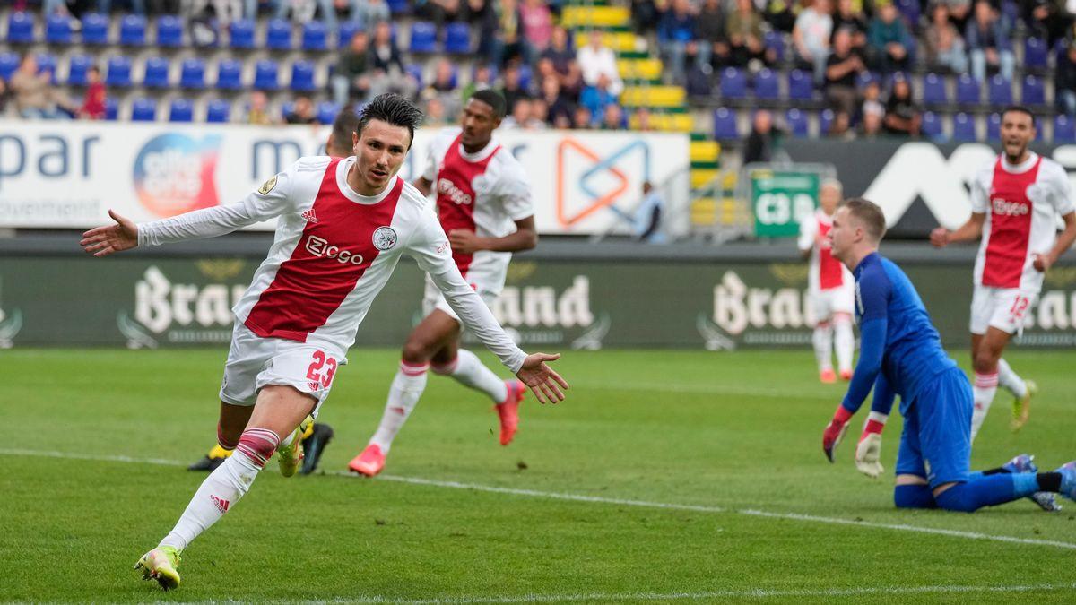 Fortuna Sittard vs Ajax