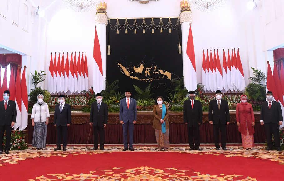 Megawati Soekarnoputri Jabat Ketua Dewan Pengarah BRIN