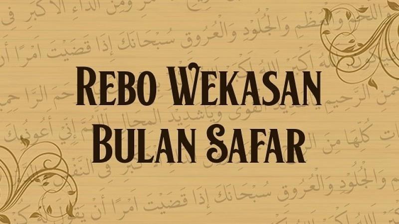 Mengenal Rebo Wekasan 2021, Ritual Keagamaan Masyarakat Jawa